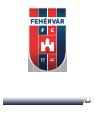 MOL Fehérvár FC logo
